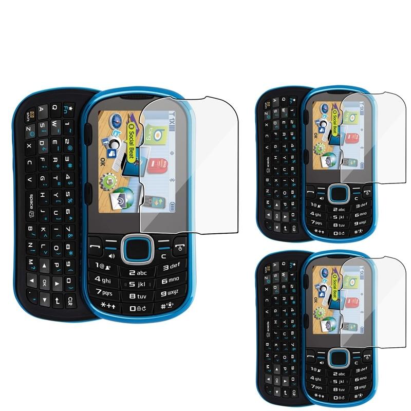 Screen Protector for Samsung© Intensity II U460 (Pack of 3)