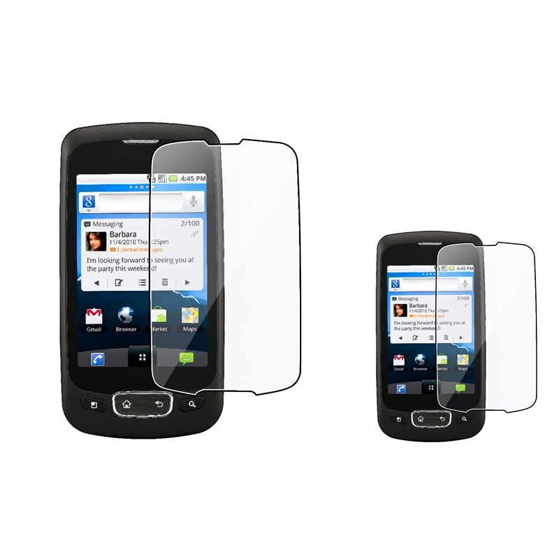 Screen Protector for LG Optimus T P509 (Pack of 2)