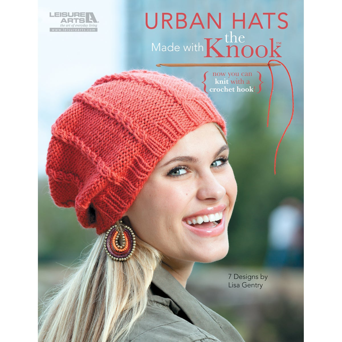 Leisure Arts-Urban Hats