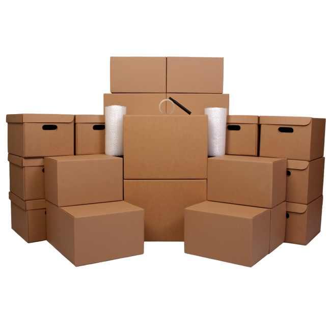 Medium Office Moving Kit