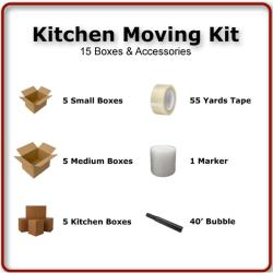 Kitchen Moving Kit