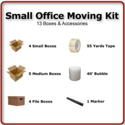 Small Office Moving Kit