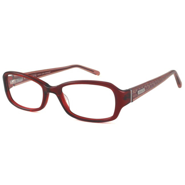 Coach Eyeglass Frames Burgundy : Coach Readers Womens Midori Burgundy Rectangular Reading ...
