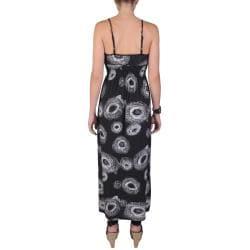 Journee Collection Juniors Smocked Waist Spaghetti Strap Maxi Dress
