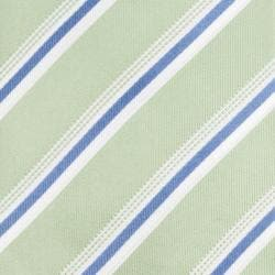 Republic Men's Silk Pinstriped Neck Tie - Thumbnail 2
