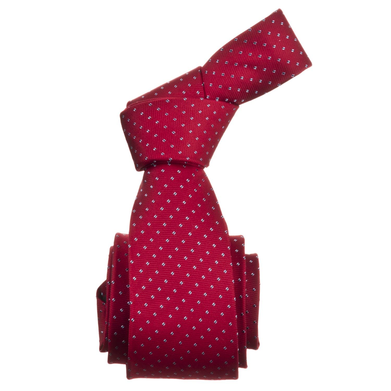 Republic Men's Silk Dotted Tie