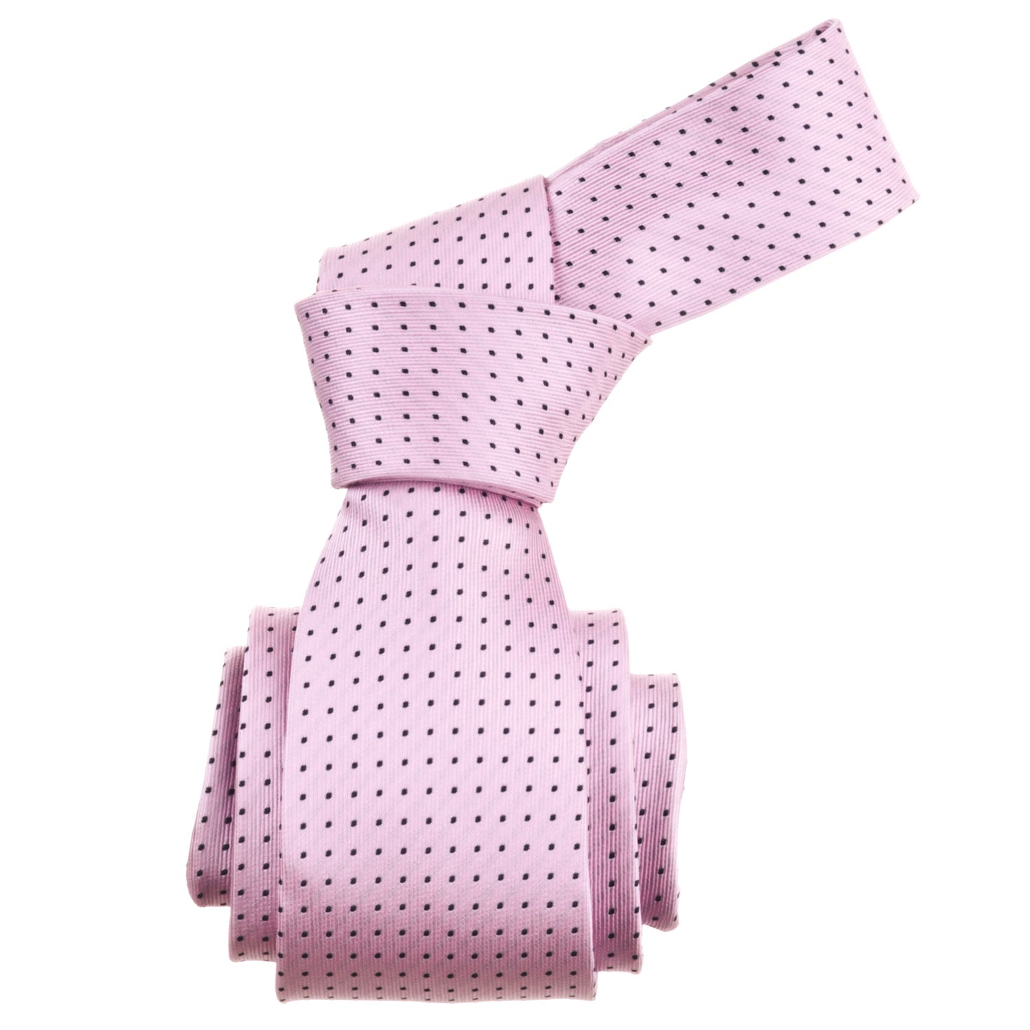 Republic Men's Dotted Pink Tie