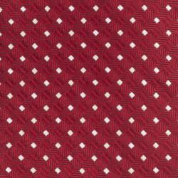 Republic Men's Dotted Red Tie - Thumbnail 2