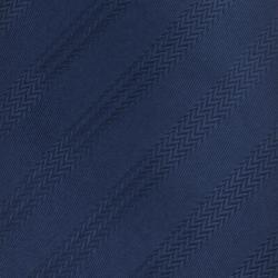Republic Men's Striped Woven Microfiber Tie - Thumbnail 2