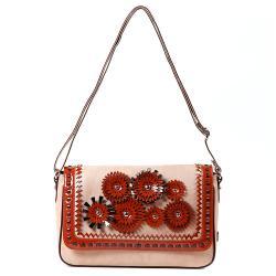 Nicole Lee Faiza Picked Daisy Cross-body Bag - Thumbnail 2