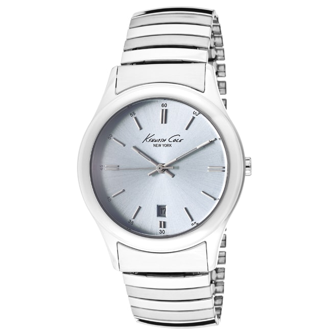 Kenneth Cole Men's Stretch Stainless Steel Watch