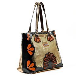 Nicole Lee Enola Flower Power Tote Handbag - Thumbnail 2