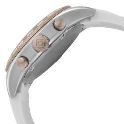 Invicta Women's 'Specialty' White Polyurethane Watch - Thumbnail 2