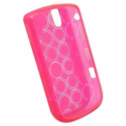 White/ Blue/ Smoke/ Purple/ Hot Pink TPU Case for BlackBerry Bold 9650  (Pack of 5)