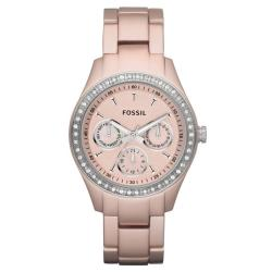 Fossil Women's Stella Stainless Steel Watch