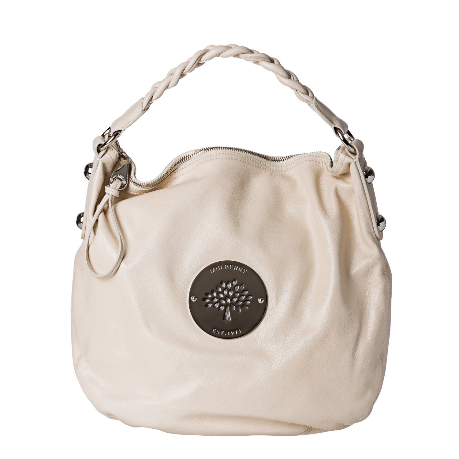 Mulberry Daria Medium Hobo Bag Free Shipping Today Overstock