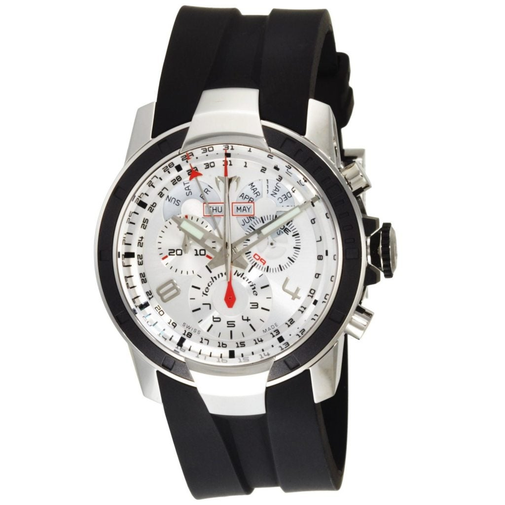 Technomarine Men's Chronograph Dive Watch - Thumbnail 0