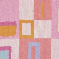 Safavieh Handmade Children S Squares New Zealand Wool Rug