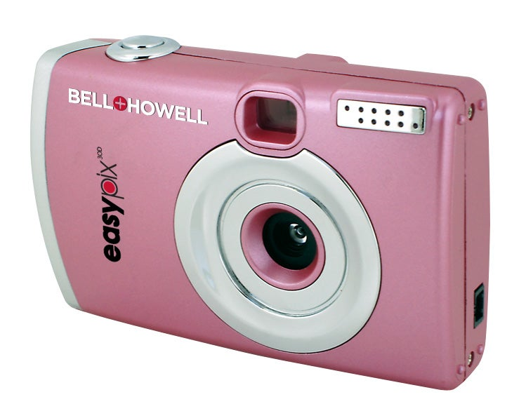 Bell+Howell Easypix 30D Kids Pink Digital Camera