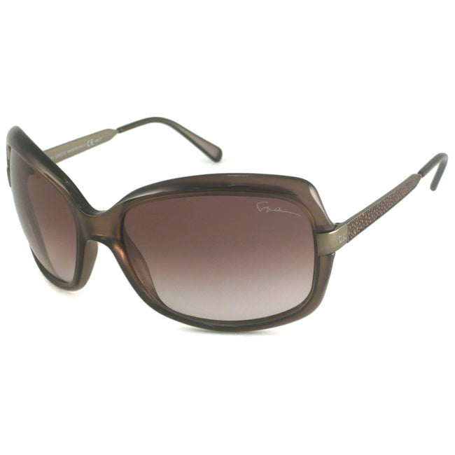 Giorgio Armani Women's GA905 Rectangular Sunglasses