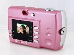 Bell+Howell Easypix 30D Kids Pink Digital Camera