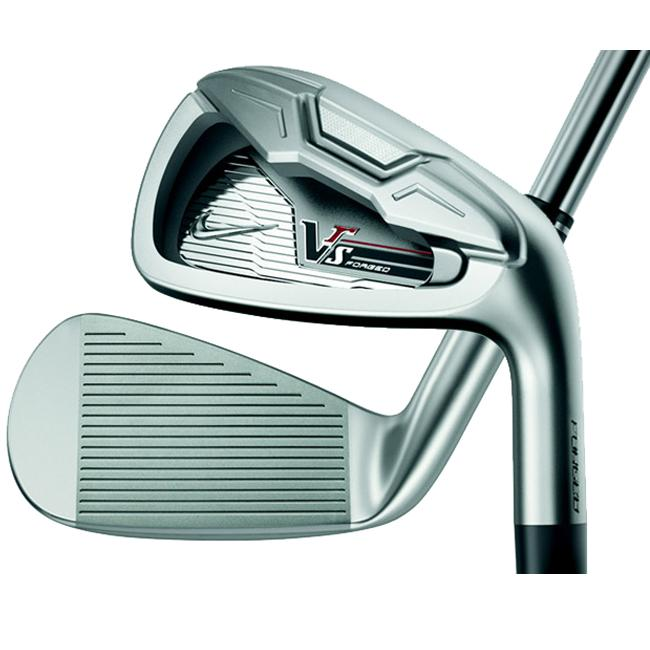 Nike VRS Forged Iron Standard-size Golf Club Set 4-GW (Steel Shafts)
