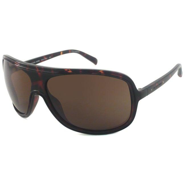 Michael Kors Men's MKS214M Wrap Sunglasses
