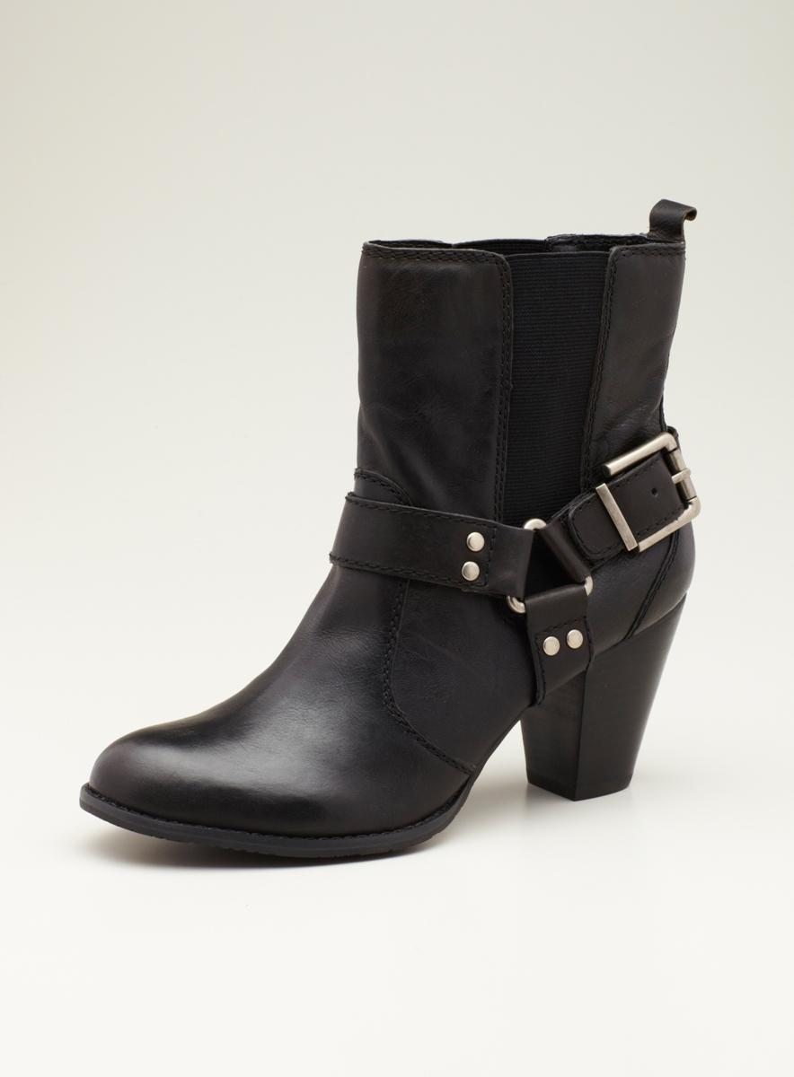 Arturo Chiang Ac Ankle Mh Gored Moto Boot