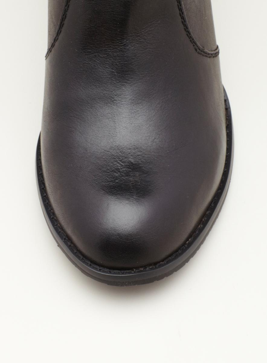 Arturo Chiang Ac Ankle Mh Gored Moto Boot - Thumbnail 2