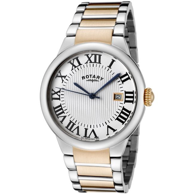 Rotary Men's Two-Tone Watch