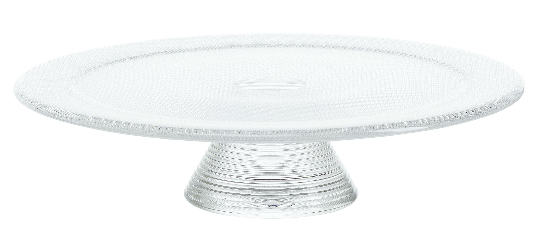 Kosta Boda Limelight Cake Plate
