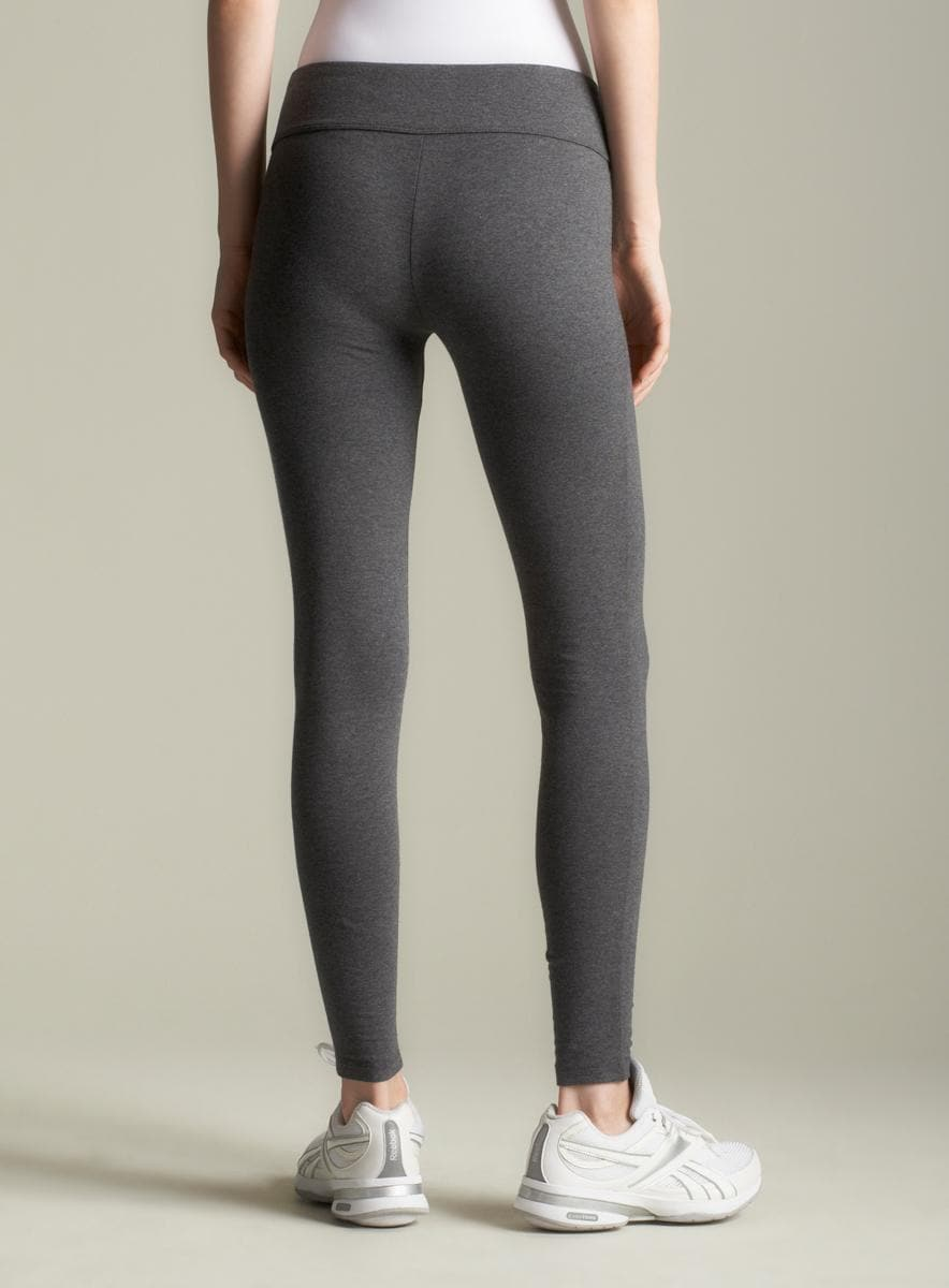 Spalding Ankle Legging In Charcoal - Free Shipping On Orders Over ...