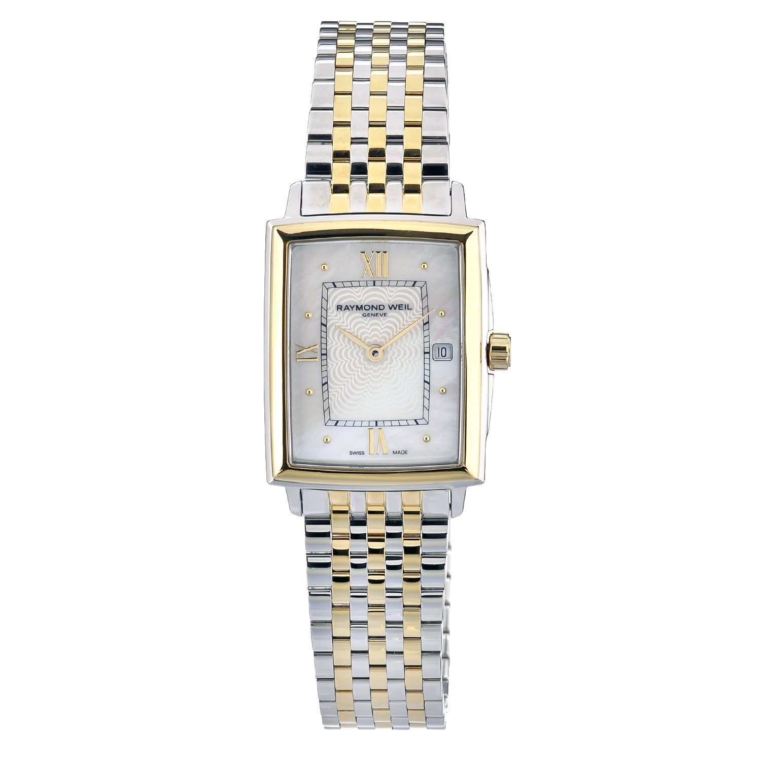 Raymond Weil Women's Two-tone Steel Watch