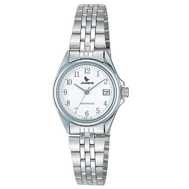 Laurens Italian Design Women's Two-tone Stainless Steel Analog Watch