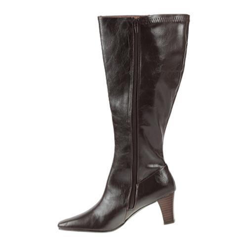 Women's Annie Timely Wide Calf Brown Antique - Thumbnail 2