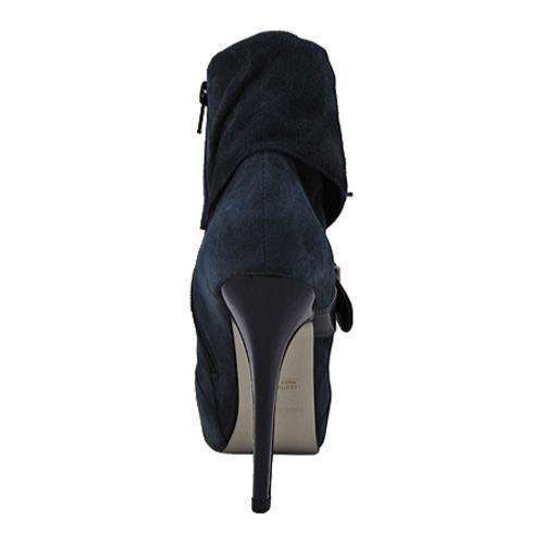 Women's Bruno Menegatti 1473609 Navy Suede/Navy Patent