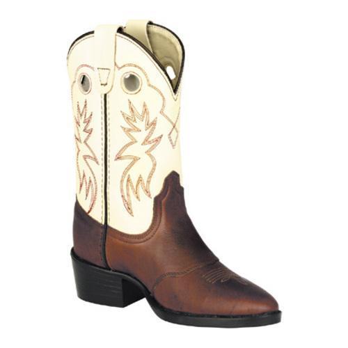 Children's Dan Post Boots Buckaroo Brown