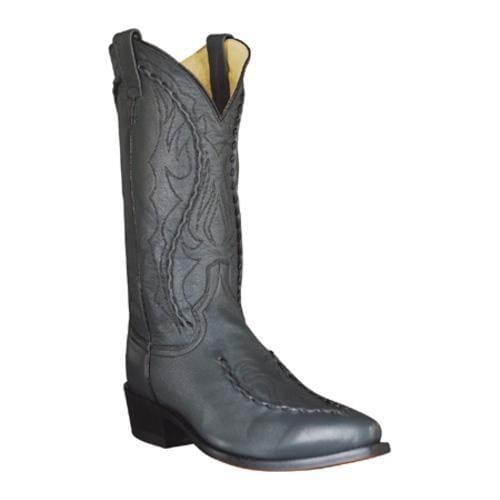 Men's Dan Post Boots Buckstitched Handlaced 13 Grey