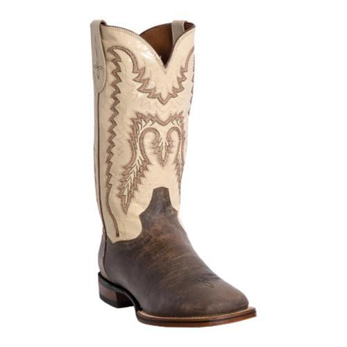 Men's Dan Post Boots Stockman 13in Cowboy Copper - Thumbnail 0