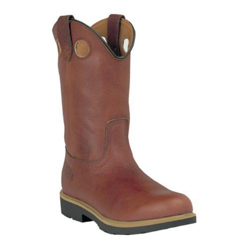 Men's Georgia Boot G45 11in Waterproof Chocolate Wellington/Comfort Core