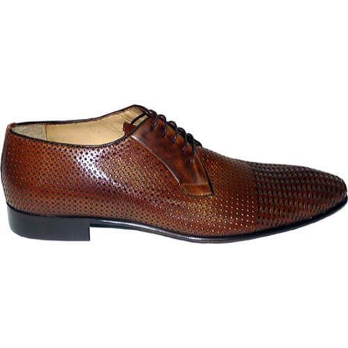 Giovanni Marquez Men's 3509 Tobacco Leather