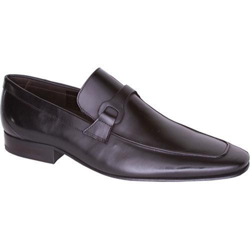 Men's Giovanni Marquez Napa Romana 30501 Black Leather
