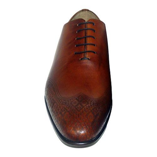Men's Giovanni Marquez 11023 Tobacco Leather - Thumbnail 1