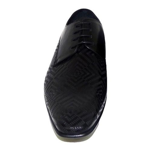 Men's Giovanni Marquez 19903 Black Leather - Thumbnail 1