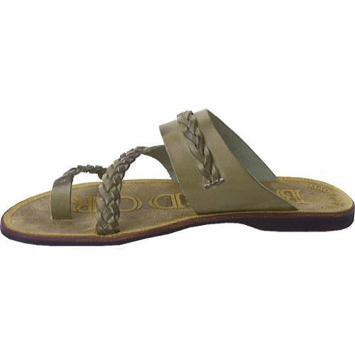 Giovanni Marquez Men's Dandy 6-312 Olive Leather