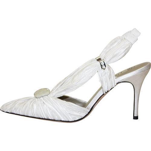 Women's J. Renee Carina White Fabric