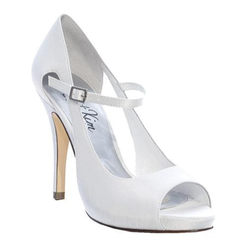 Women's Jen + Kim Allure White Satin