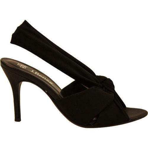 Women's J. Renee Savanna Black Fabric - Thumbnail 1