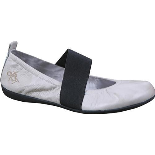 Women's OTBT Glorieta Dove Grey Leather