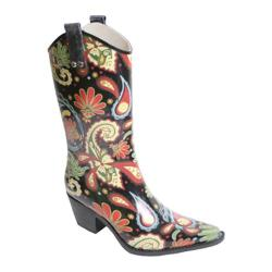 Women's Nomad Yippy Black Multi Paisley (5 options available)